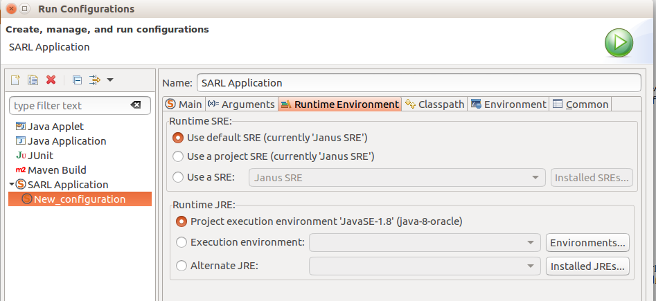 a java runtime environment must be available eclipse